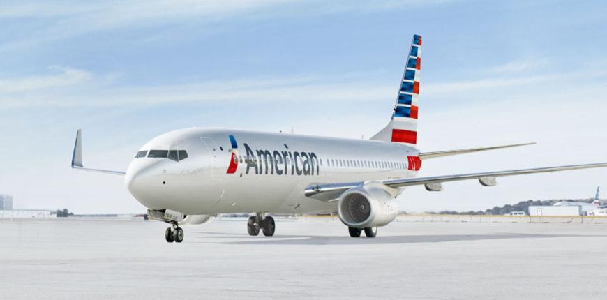 American Airliner