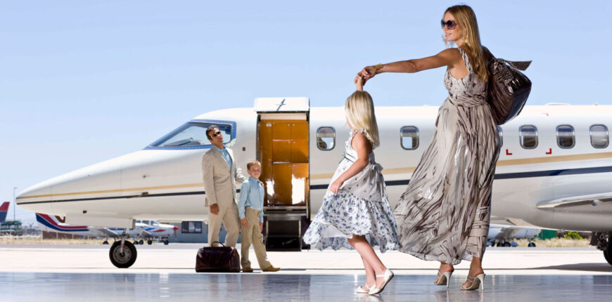 Private Jet, Family