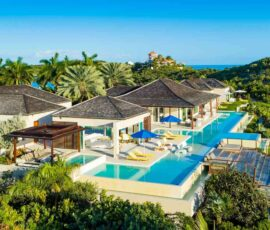 Turks and Caicos, Private Villa